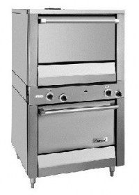 MASTER DOUBLE DECK OVEN 80,000 BTU