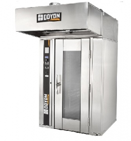 ELECTRIC SINGLE ROTATING RACK OVEN