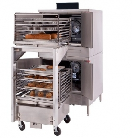 SINGLE DECK ROLL-IN MODEL ELECTRIC OVEN-11 KW