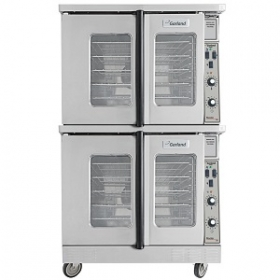 DOUBLE DECK FULL SIZE ELECTRIC OVEN-20.8 KW