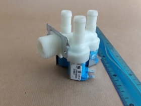 INLET TRIPLE WATER VALVE 8MM